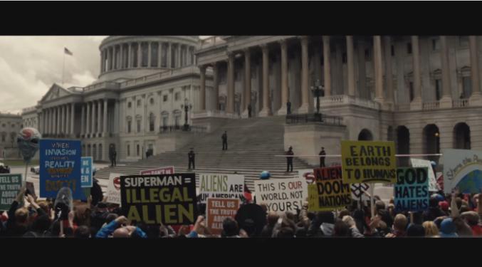 un-American Aliens