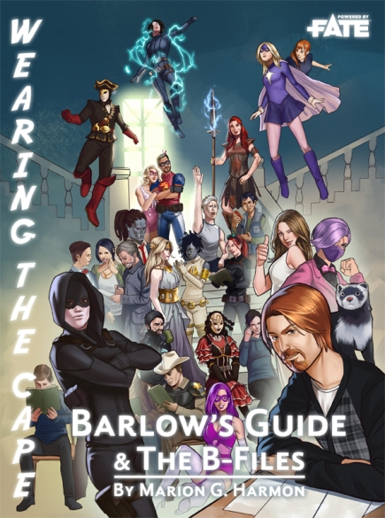 Barlow's Guide Combined Cover promo