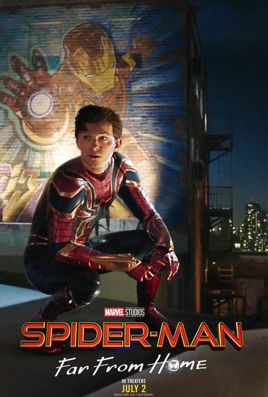 Spider-Man, Far From Home